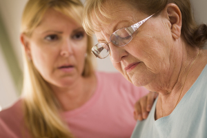 Home Health Care Collierville TN - Are Some of Your Aging Adult's Emotional Reactions Due to Vision Loss?