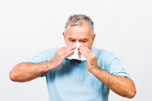 Elderly Care Germantown TN - Should a Sniffle Keep Visitors Away from the Elderly?