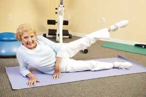 Home Care Services Memphis TN - What Types of Exercise Might Your Senior Enjoy?