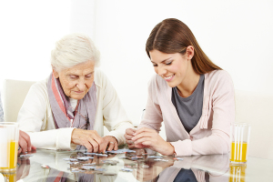 Home Care Atoka TN - Can Home Care Help Your Senior Do What She Loves Again?