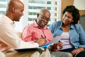 Caregiver Arlington TN - Managing Finances of Your Senior
